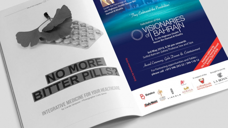 Forbes Middle East-Visionaries of Bahrain